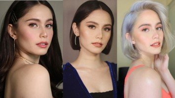 Jessy Mendiola's hair transformations are a major mood