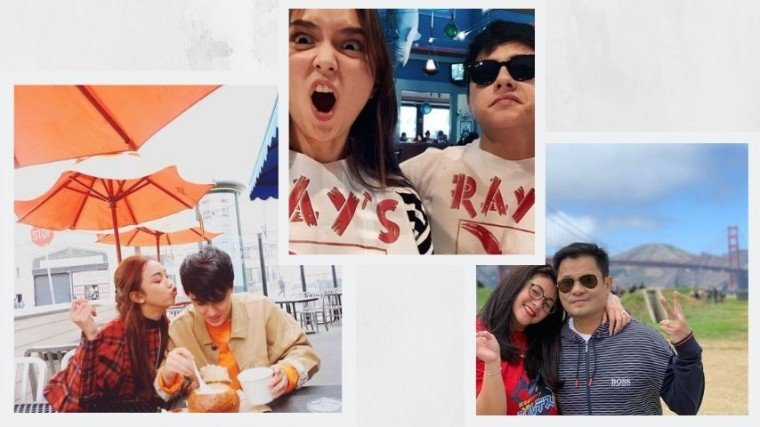 Kapamilya stars went all around the Golden Gate City of San Francisco before entertaining overseas Filipino fans. Check out their travel photos below!