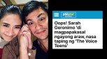 PhilStar takes back Sarah Geronimo and Matteo Guidicelli wedding announcement