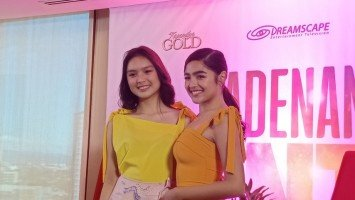 Are Andrea Brillantes and Francine Diaz the next Kathryn and Julia?
