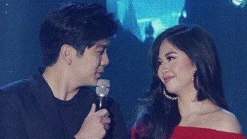 "Joshua Garcia says he's ""lucky to have a friend like"" Janella Salvador"