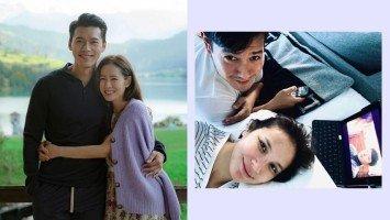 Pinoy celebs go gaga over hit K-drama Crash Landing On You!