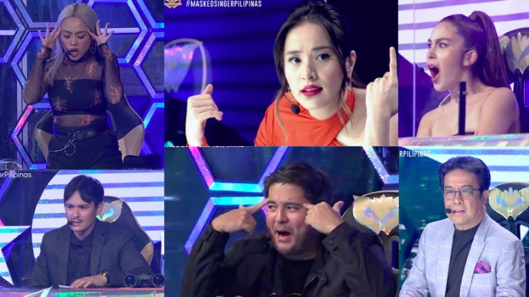 Photos: Screengrabs from Masked Singer Pilipinas YouTube Channel