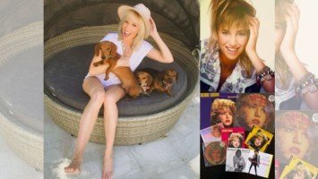 Teen Pop Princess of the '80's Debbie Gibson is happy of her choices—to be unmarried and childless—at 50