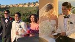 IN PHOTOS: Jolo Revilla ties the knot with Angelica Alita in California