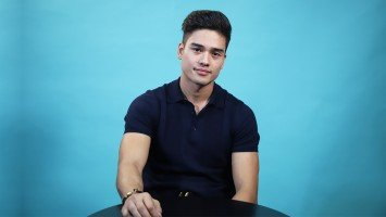Marco Gumabao goes candid