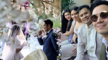 Moira and Jason: wedding details and celebrity guests from #AngTagpuan2019