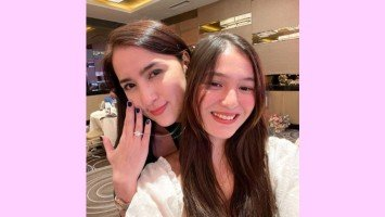 Pika's Pick: Barbie Imperial is ecstatic over her Ate/BFF Ara Mina's engagement