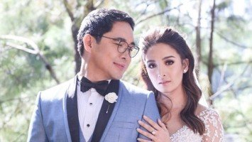 """Anthony """"Ka Tunying"""" Taberna renews vows with wife Rossel"""