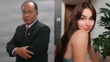 Jay Sonza takes back claim that Julia Barretto is pregnant; netizens defend the actress after the allegations