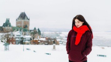 Anne Curtis is living her K-drama fantasy in Canada