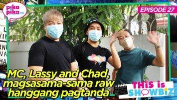 EXCLUSIVE: This is Showbiz #27: Lalim ng friendship ng Beks Battalion, di kayang sukatin