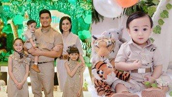 Pika's Pick: Alfred Vargas and Yasmine Espiritu's adorable unico hijo, Cristiano, is turning 1!
