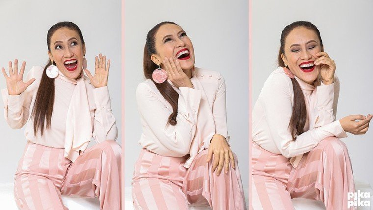 Ai-Ai delas Alas, happy at last!