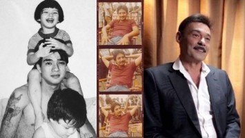 10 stars who remembered and honored their dearly departed dads on Father's Day