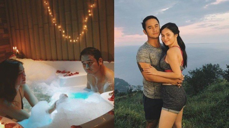 IG ROUNDUP: JM & Barbie's sweetest moments while filming Araw Gabi