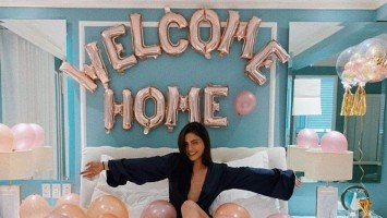 LOOK: Lovi Poe is back after a long US vacation!