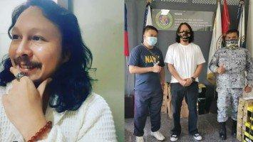 Baron Geisler to begin training to become Philippine Navy reservist