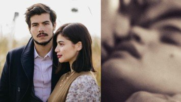 Erwan Heussaff's funny reaction over wife Anne Curtis's intimate picture with Marco Gumabao