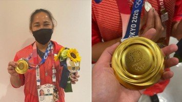 Olympic gold medalist Hidilyn Diaz, deserve maging milyonarya pagbalik ng Pilipinas