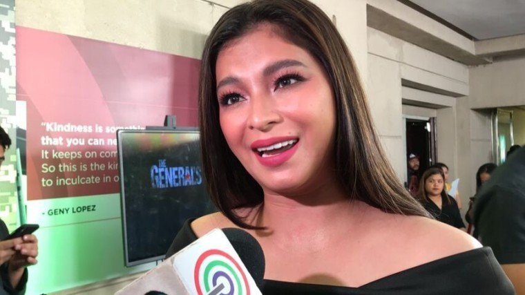 Angel Locsin admits feeling excited with her future wedding with Neil Arce, says he's very hand-on when it comes to their wedding preparation.