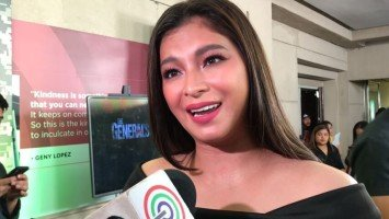 "Angel Locsin expresses ""super"" excitement on upcoming wedding with Neil Arce"