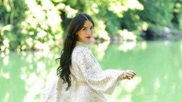 Heart Evangelista showcases the beauty of Sorsogon