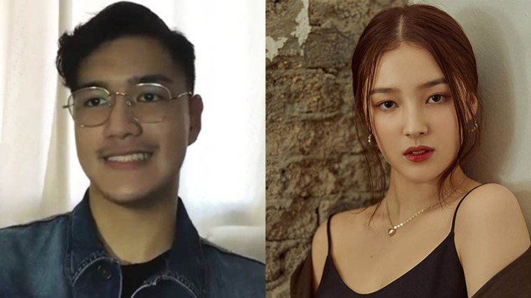 Newly-signed Viva artist Santino Rosales talks about his ideal girl and his crush on Nancy of Momoland!