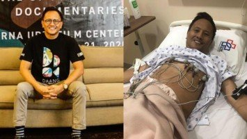 Kapuso journalist Howie Severino shares reflections on his nine-day battle with COVID-19