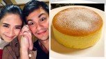 "Pika's Pick: Matteo Guidicelli flexes another of his  ""my wife's"" baked creations"