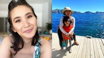 Rica Peralejo shares hard realization about motherhood as son Philip moves up to Grade 1