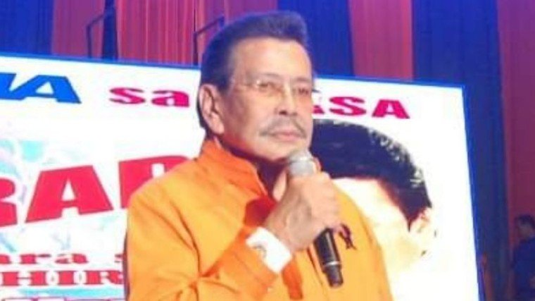 "Joseph ""Erap"" Estrada is now on mechanical ventilation after his pneumonia has worsened. He previously contracted COVID-19."