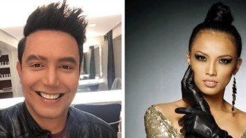Paolo Ballesteros designs gown for Mutya ng Pilipinas candidate