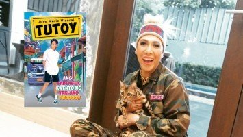 Vice Ganda looks back on childhood with new book