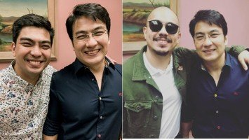 Jolo, brothers react to Bong Revilla's acquittal on plunder case