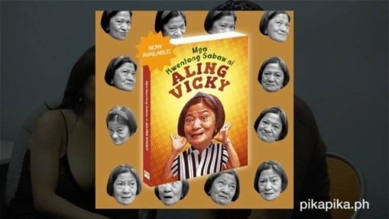 Rufa Mae's sabaw interview with Aling Vicky