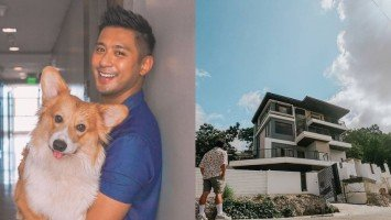 Pika's Pick: Rocco Nacino's house is almost complete; hopes to move in soon!