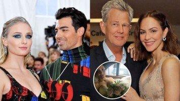 Hollywood weddings galore: Joe Jonas & Sophie Turner and David Foster & Katharine McPhee