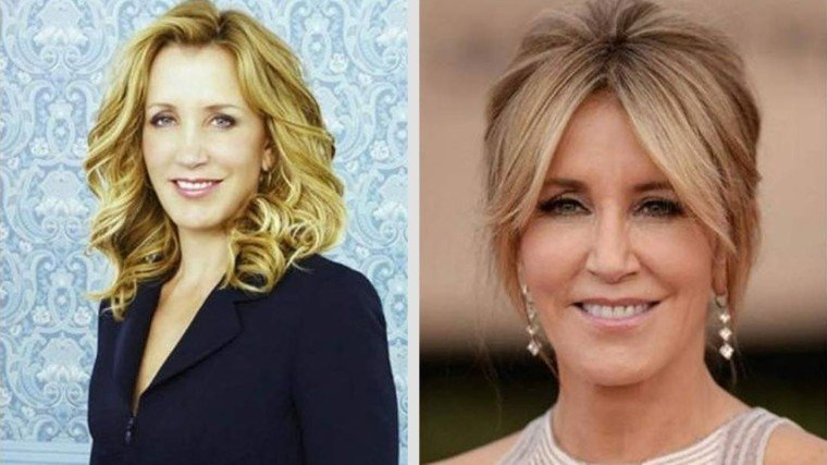 PHOTOS: @felicityhuffman_fanspage
