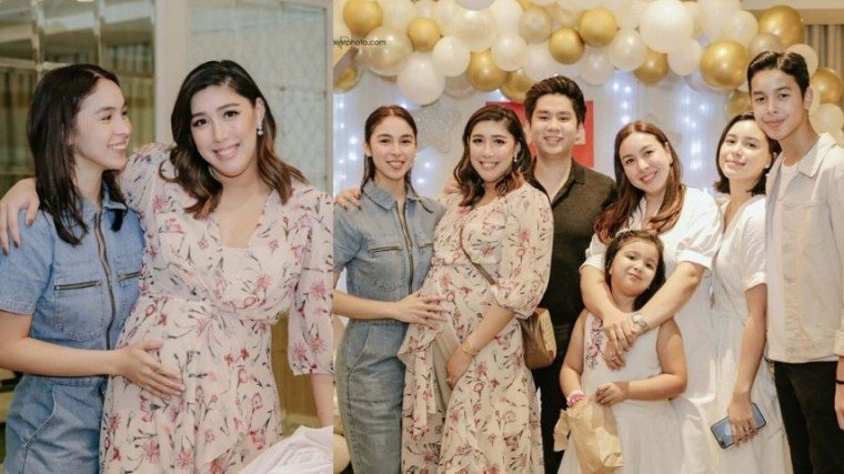 Dani Barretto and Xavi Panlilio celebrated their baby girl's arrival!