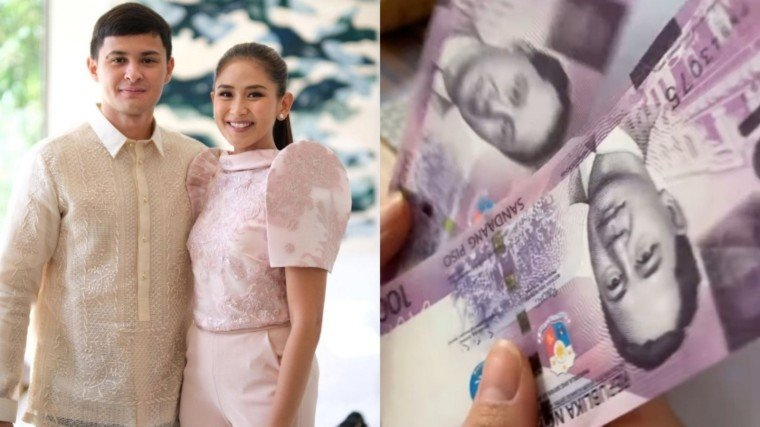 Matteo Guidicelli and Sarah Geronimo hilariously and excitedly share their first earnings from their cupcake business.