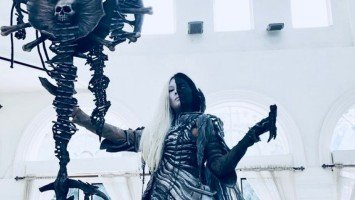 Chynna Ortaleza slays in intricate costume for Victor Magtanggol