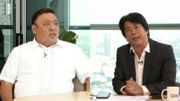 "Willie Revillame assures Harry Roque that ABS-CBN remains in his heart after the latter jokes about ""Wowowin"" causing the network's shutdown"