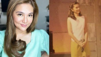 Dimples Romana celebrates her 24 years in showbiz by looking back at her beginnings, says she is ready to share her learnings