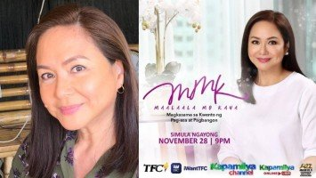 Charo Santos-Concio turns to piano, plants, and K-Drama to keep herself busy during the lockdown