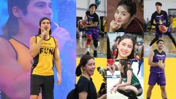 Spot the sports-loving celebs at Sunlife's 'Sunpiology' 2019