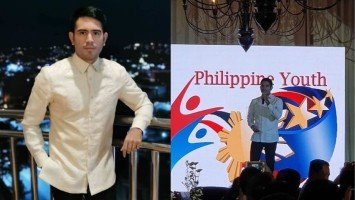 Gerald Anderson is now a Philippine Youth Commission ambassador!