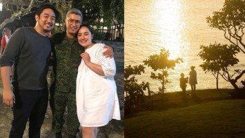 Albert Martinez's daughter Alissa gets engaged