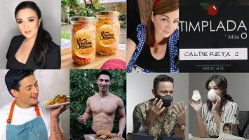 Sunshine Dizon, Rosanna Roces, Wendell Ramos, Albie Casiño, couple Andrea Torres and Derek Ramsay, and other brave celebrities launch businesses amid the COVID-19 pandemic