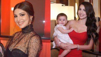 Nathalie Hart shares reflections on being a mother: from balancing her career to experiencing post-partum depression!